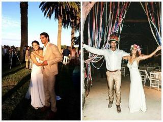 Nota de La boda campestre de Luli Fernández