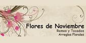 Flores de Noviembre, Ramos, Tocados y Accesorios, Buenos Aires