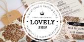 Lovely Shop, Participaciones y tarjetería, Buenos Aires