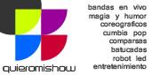 QUIEROMISHOW, Shows de Entretenimiento, Buenos Aires