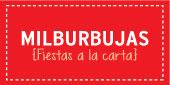 Mil Burbujas, Participaciones y tarjetería, Buenos Aires