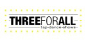 Three For All - tap - dance - shows, Shows de Entretenimiento, Buenos Aires