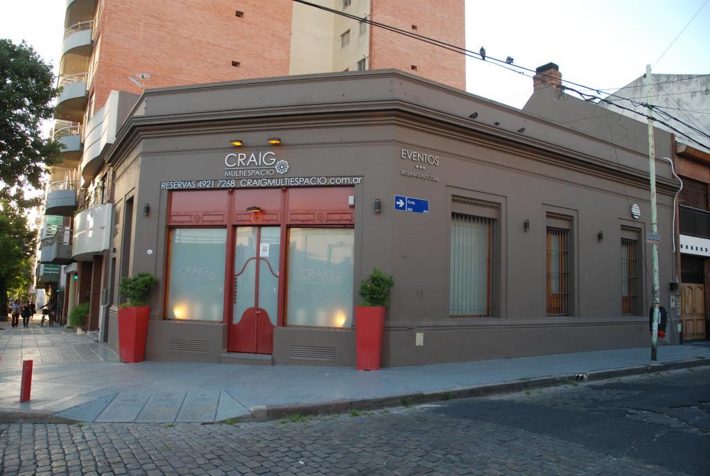 Craig Multiespacio, Salones de Fiesta, Buenos Aires
