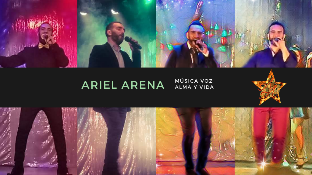 ARIEL ARENA SHOW, Shows Musicales, Buenos Aires