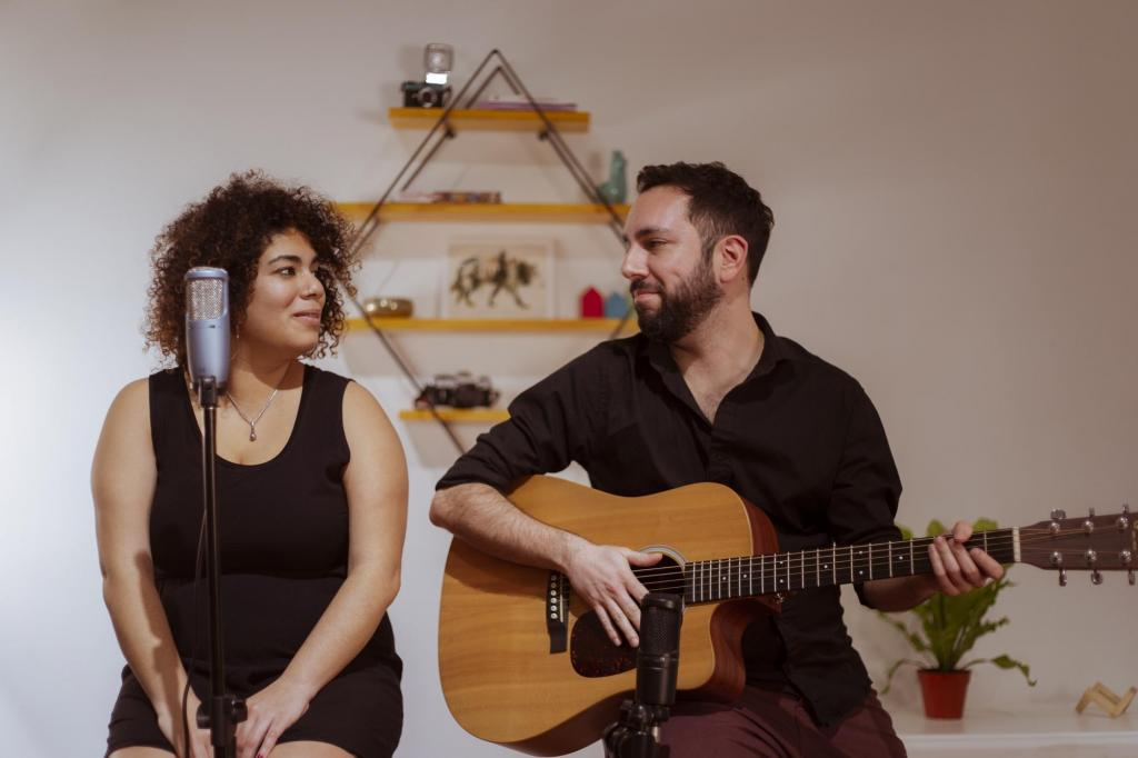 Soul Trip Duo, Shows Musicales, Buenos Aires