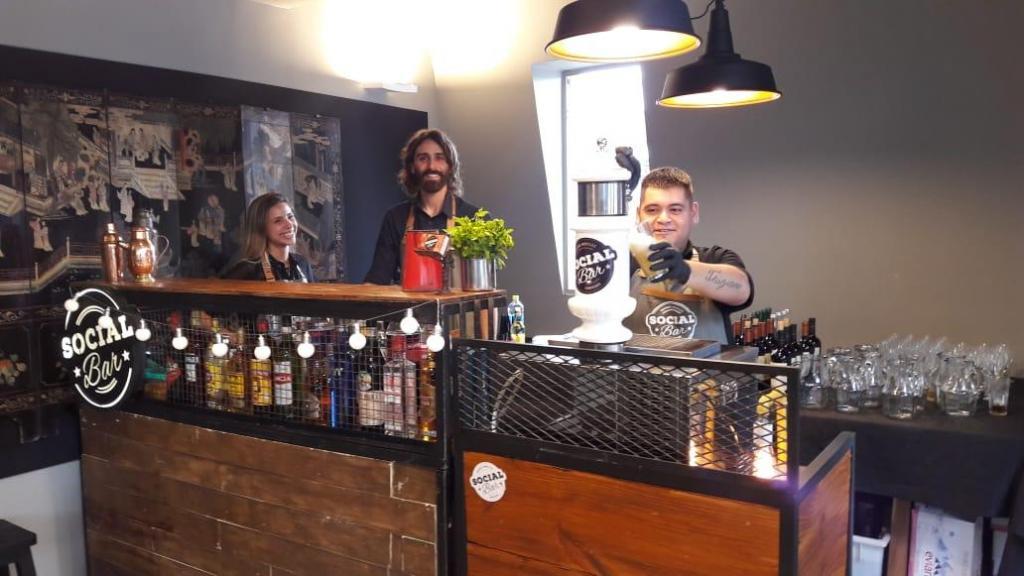Social Bar®, Bebidas y Barras de Tragos, Buenos Aires